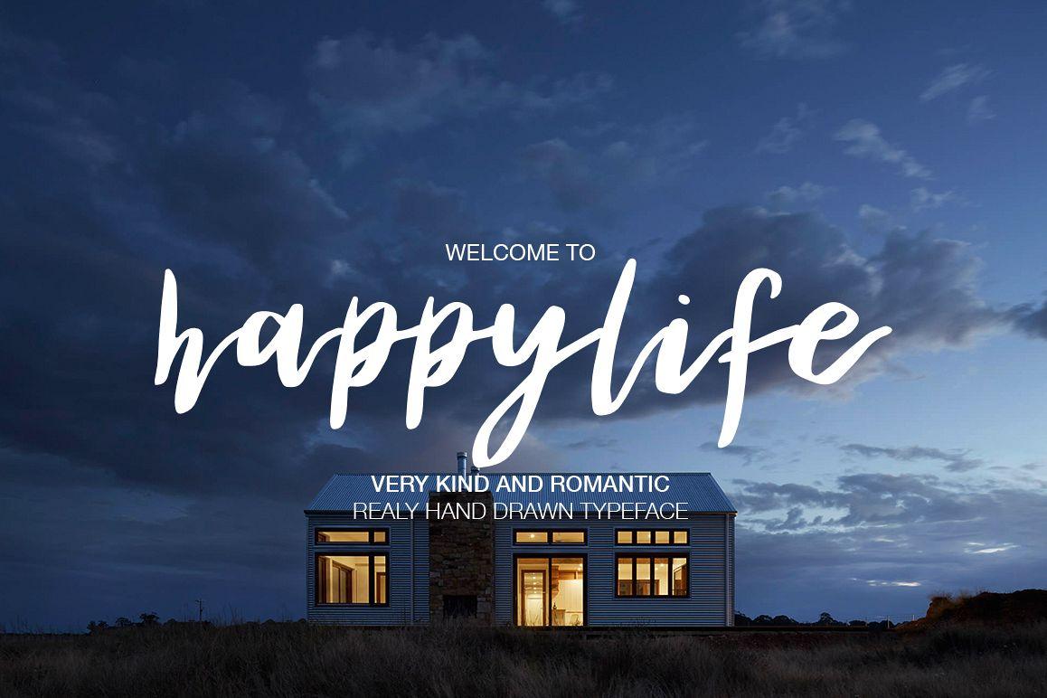 Happy Life example image 1