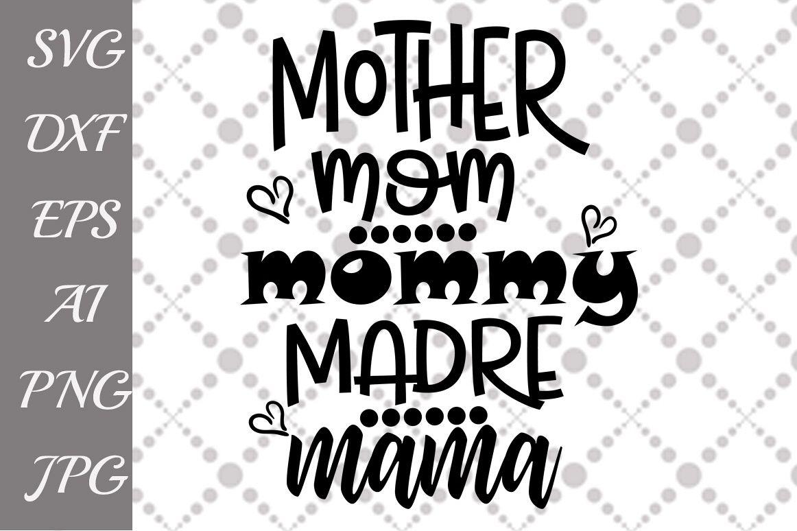 Mom Svg example image 1