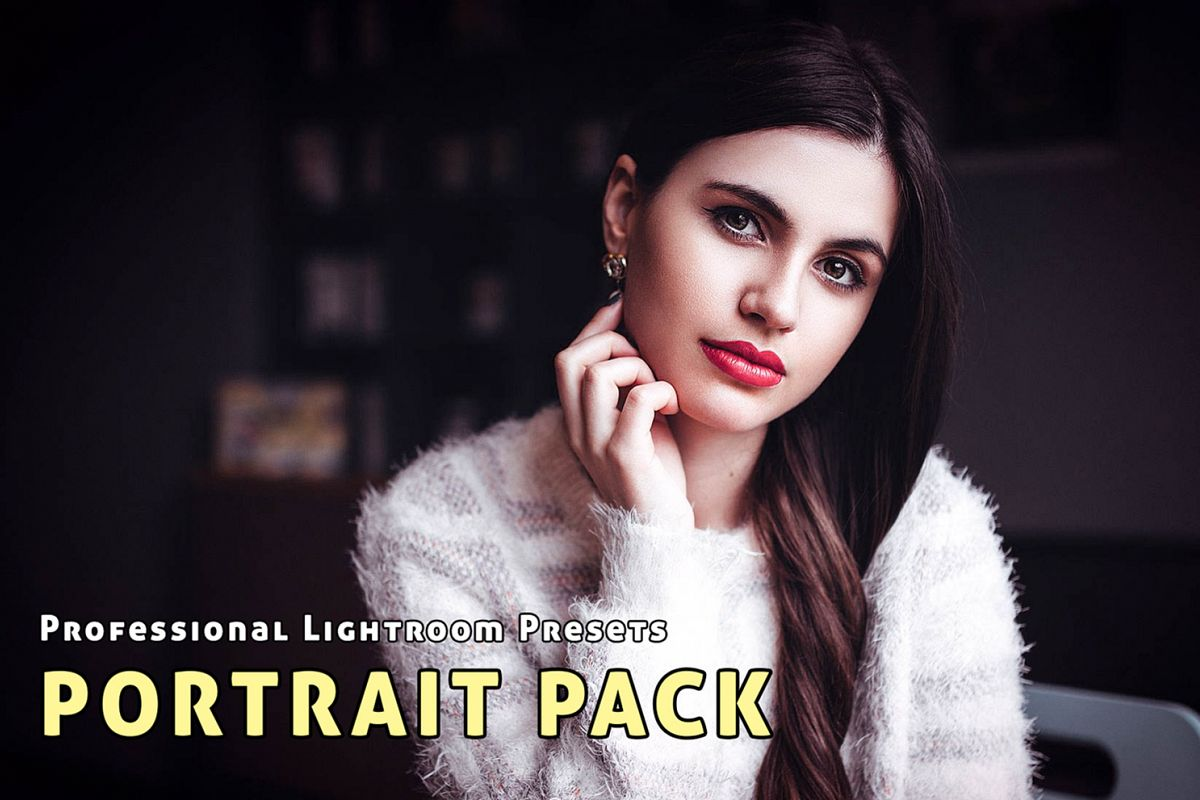Portrait pack Lightroom Presets example image 1