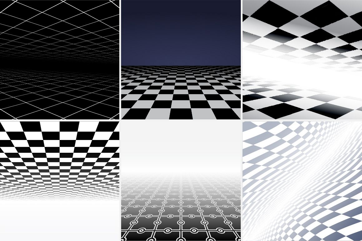 Abstract Backgrounds set. example image 1