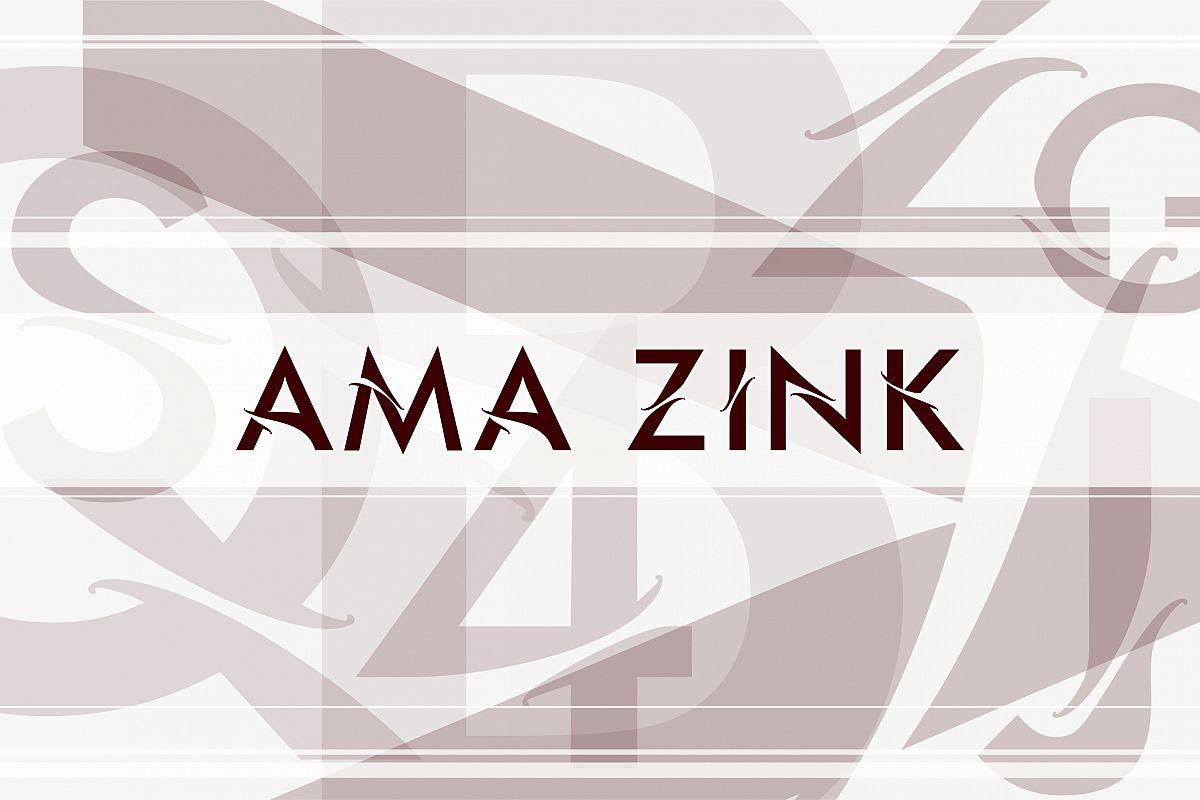 Ama Zink example image 1