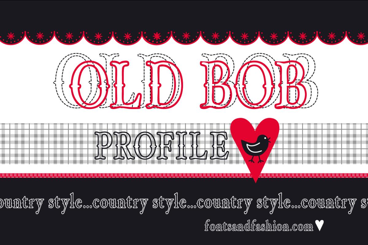 OLD BOB PROFILE example image 1