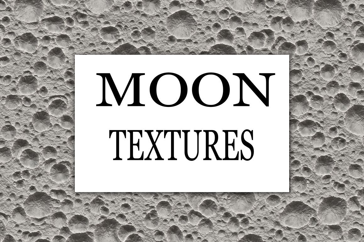 Moon textures example image 1