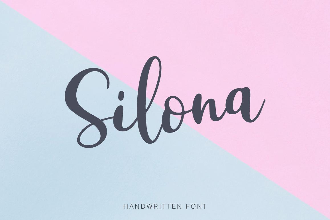 Silona example image 1