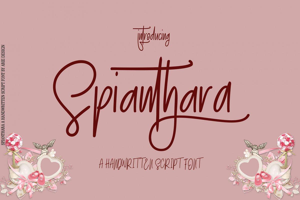 Spianthara example image 1