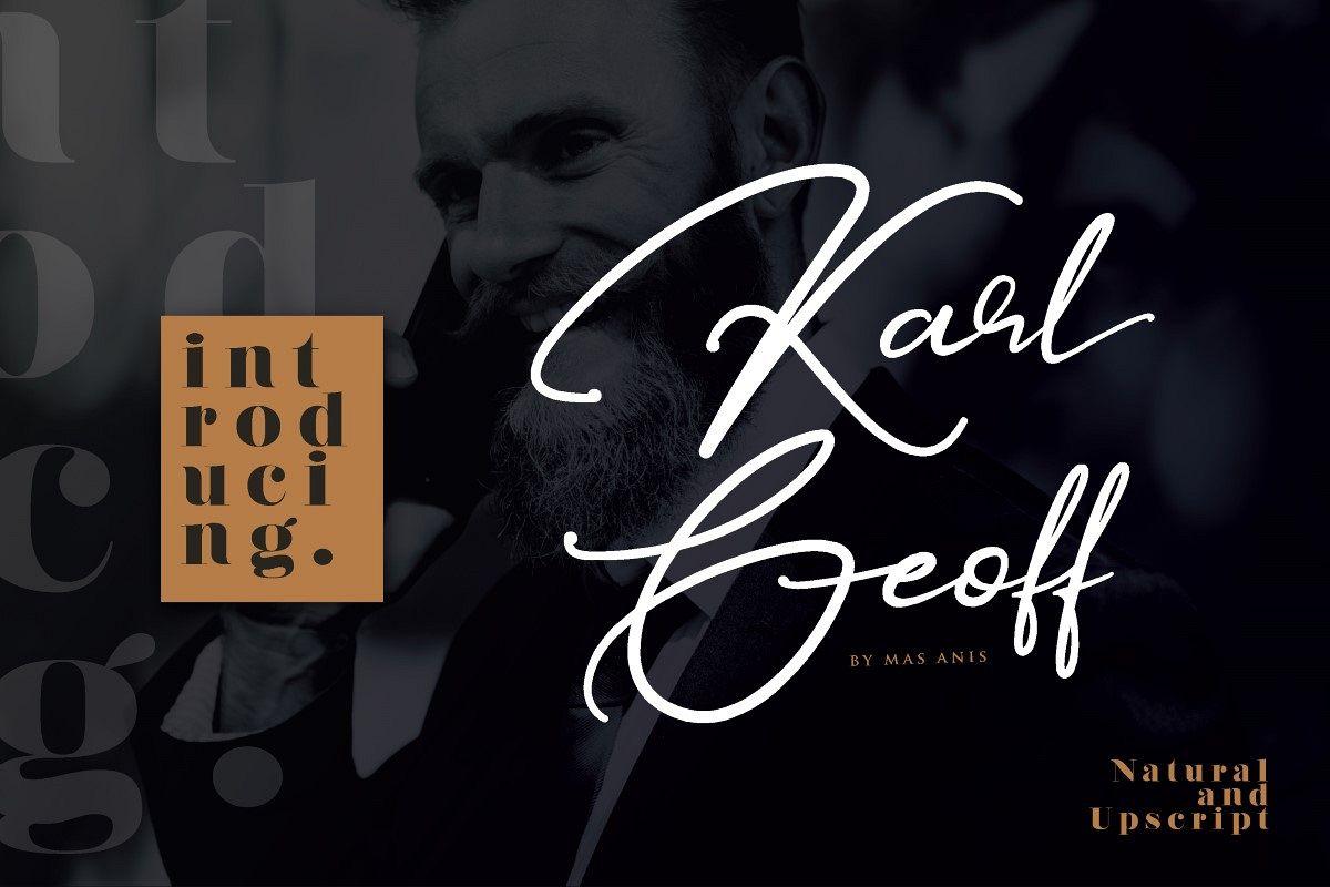 Karl Geoff example image 1