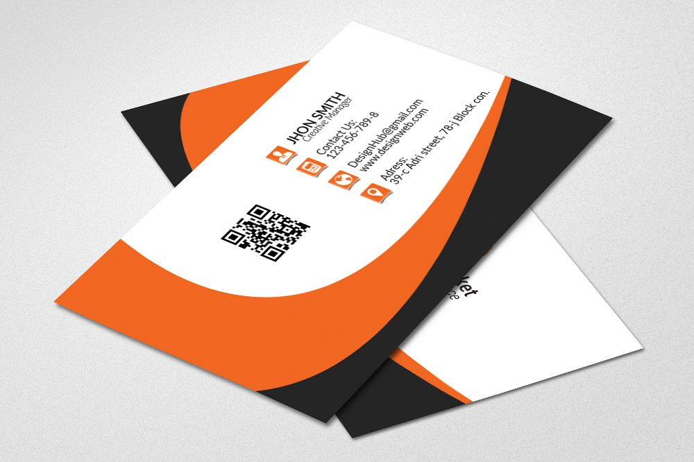 Multi Use Business Cards Template example image 1