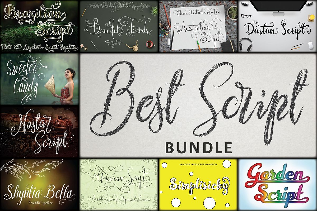 10 Best Script Bundle example image 1