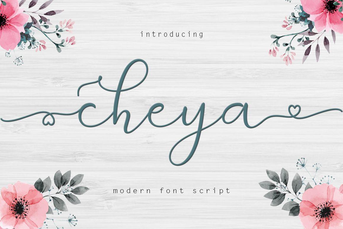 cheya example image 1
