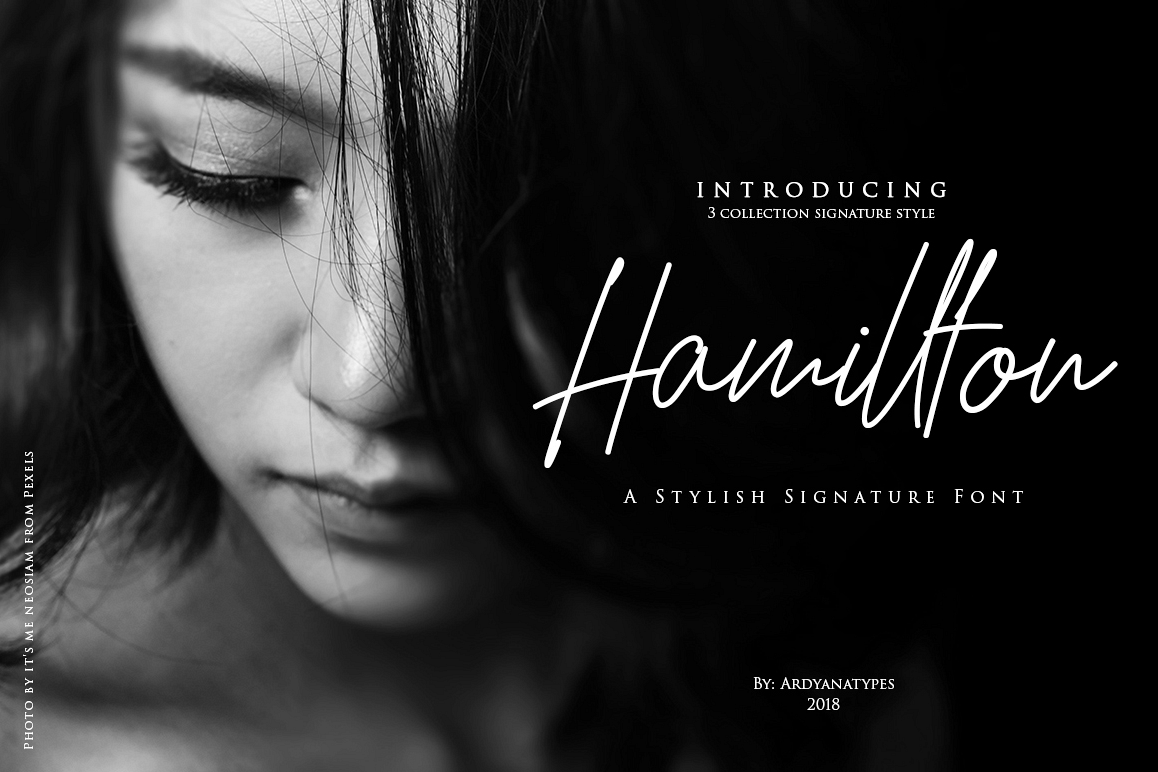 Hamillton example image 1