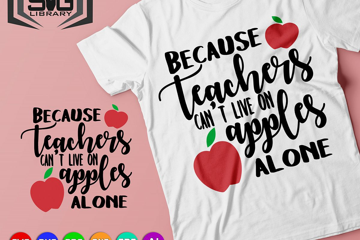 53b1e830 Teacher print SVG - Teacher shirt design - Teacher gift - Teacher cut file  - Teaching