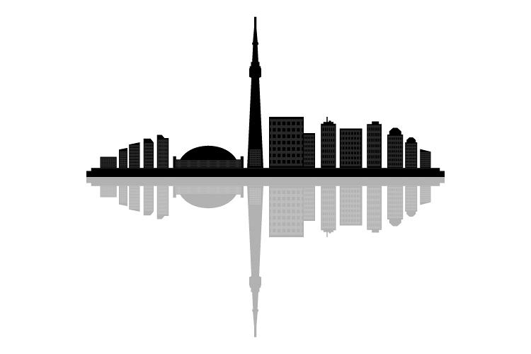 Toronto Skyline example image 1