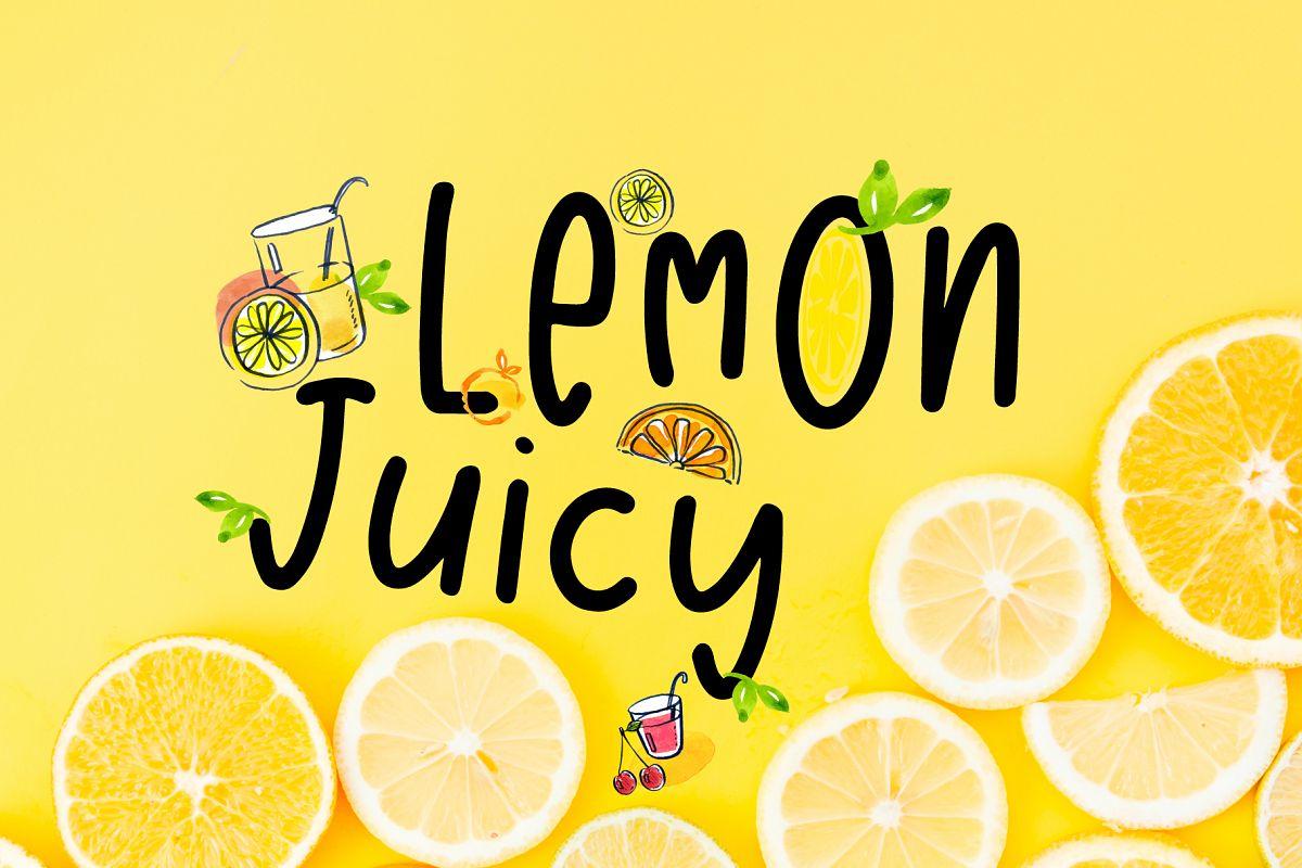 Lemon Juicy example image 1