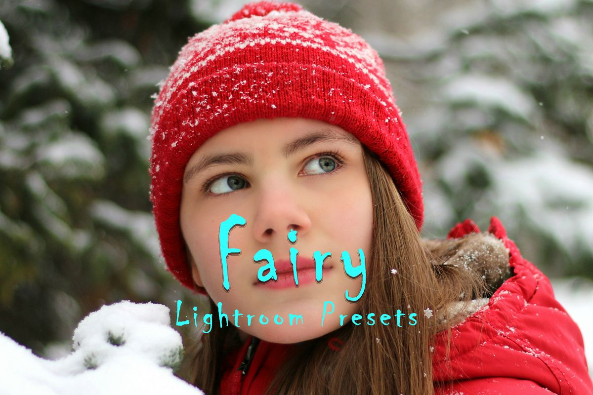 Fairy Lightroom Presets example image 1