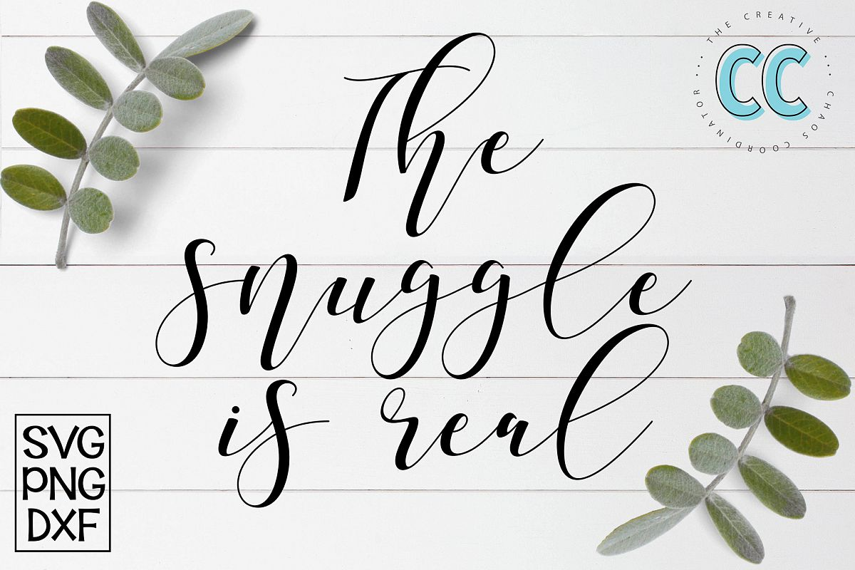 The Snuggle Is Real example image 1
