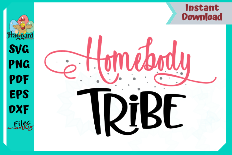 Homebody Tribe example image 1