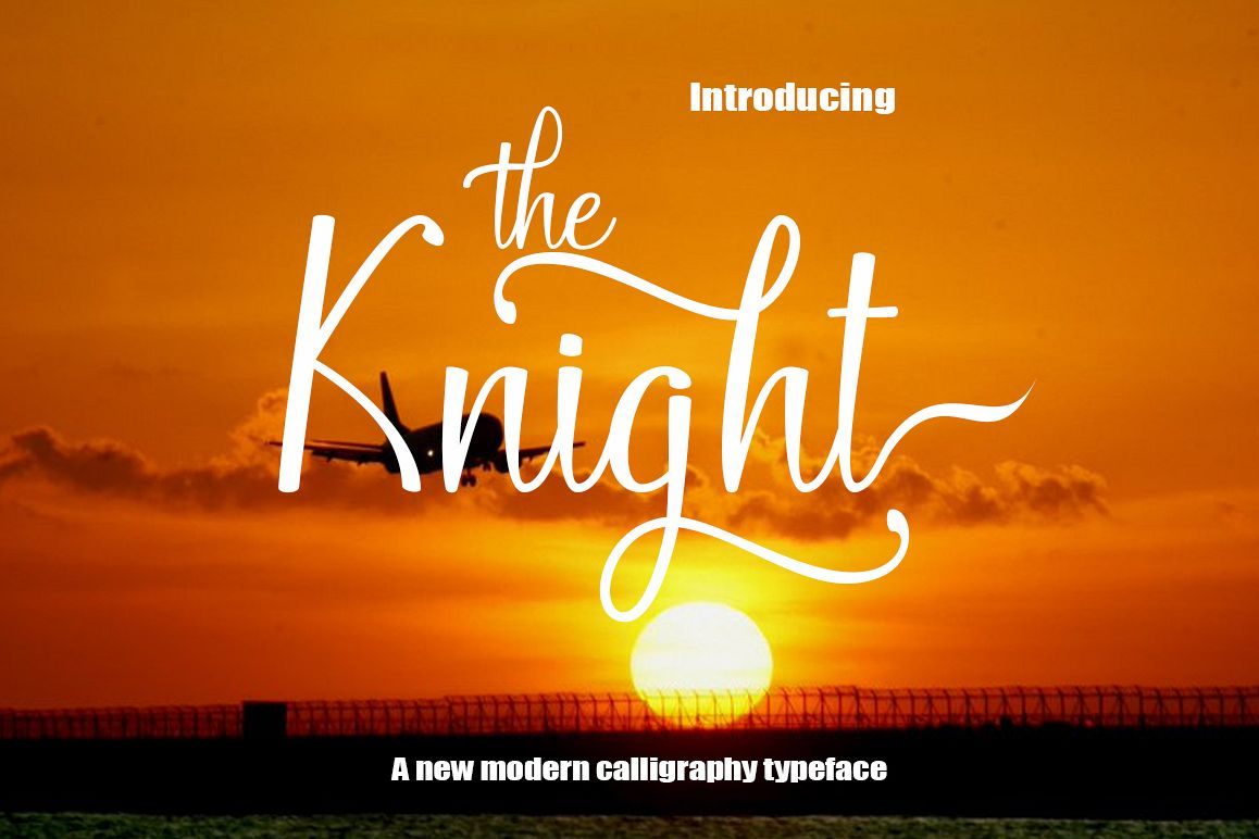 The Knight example image 1