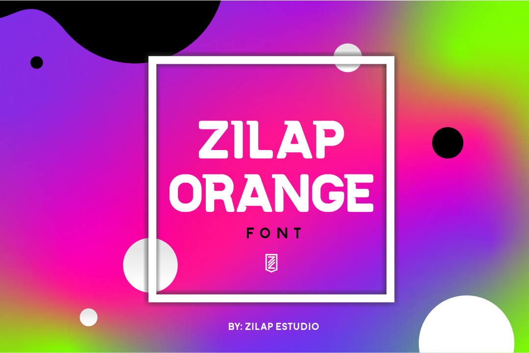 Zilap Orange example image 1