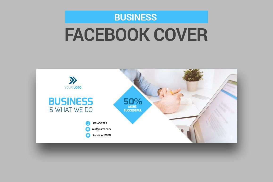 Business - Facebook Covers example image 1