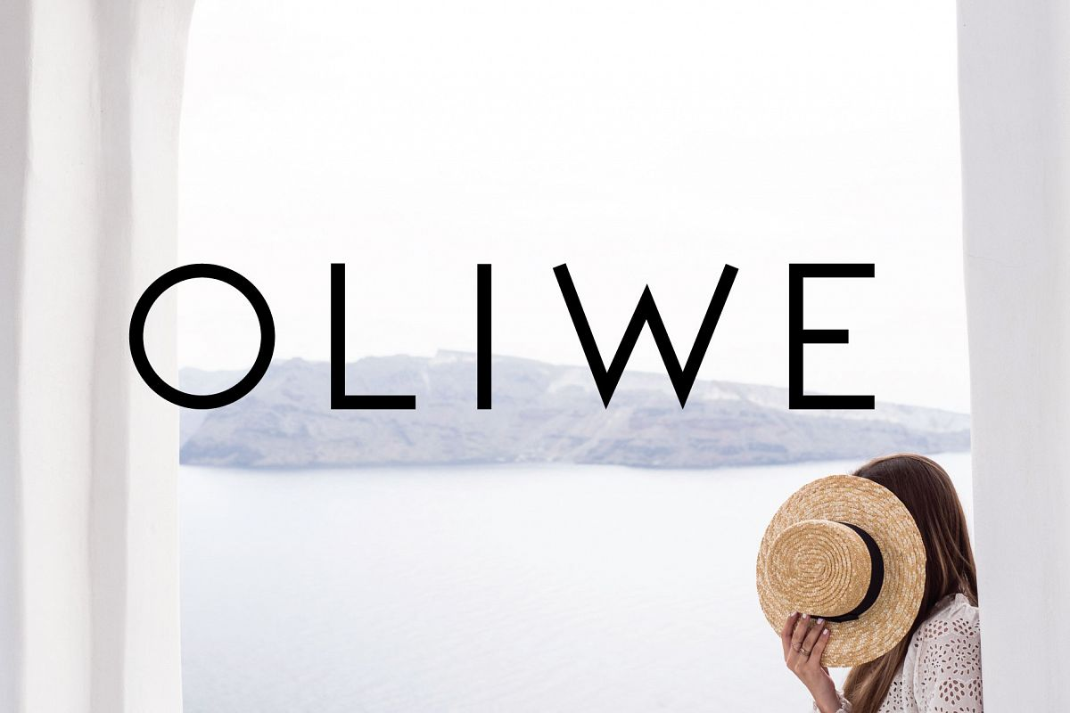 Oliwe example image 1