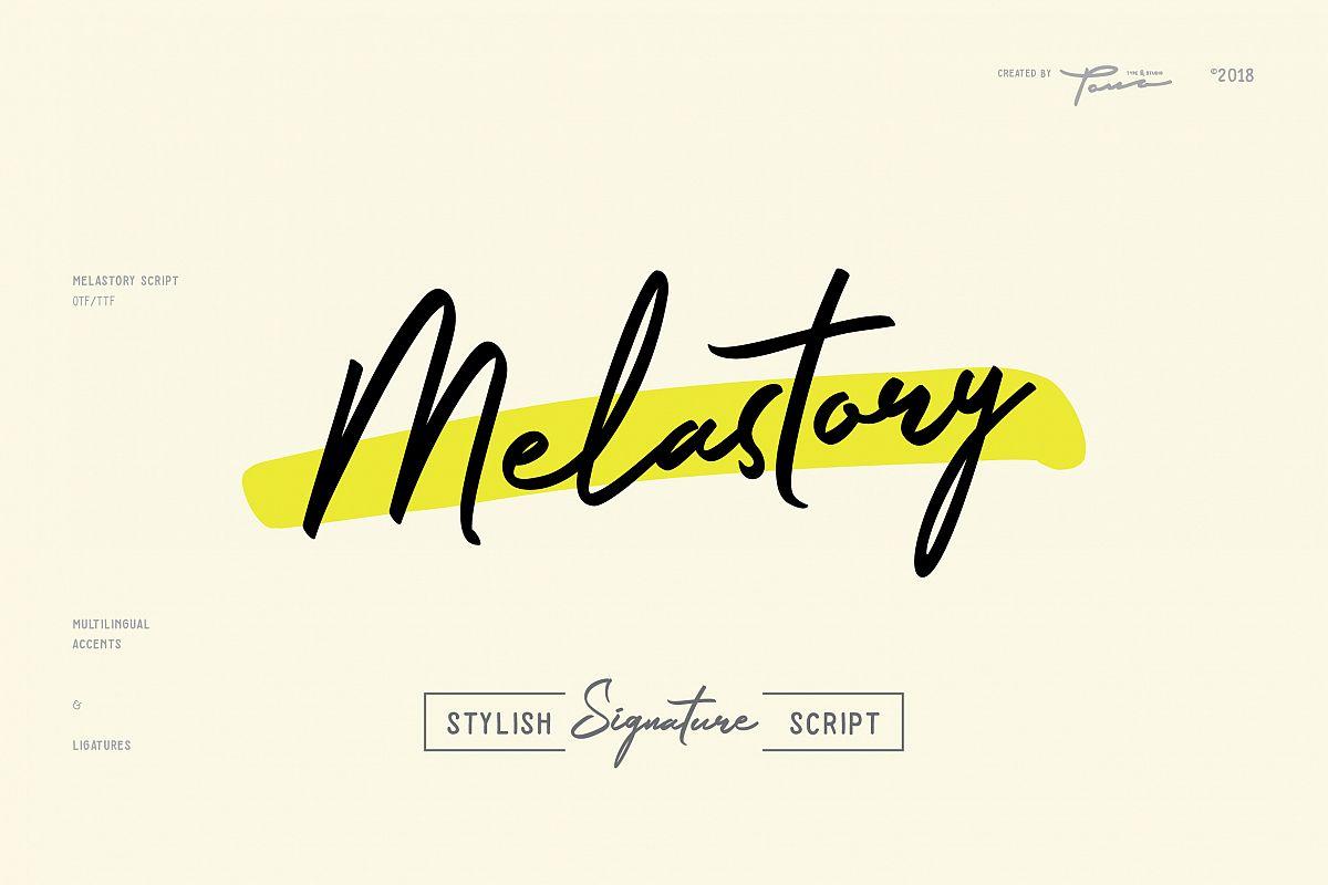 Melastory Script example image 1