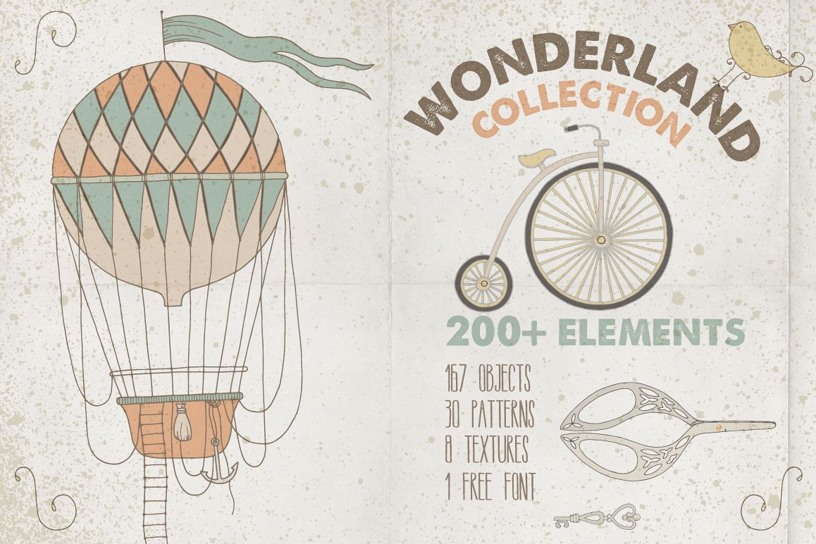 Wonderland Collection example image 1