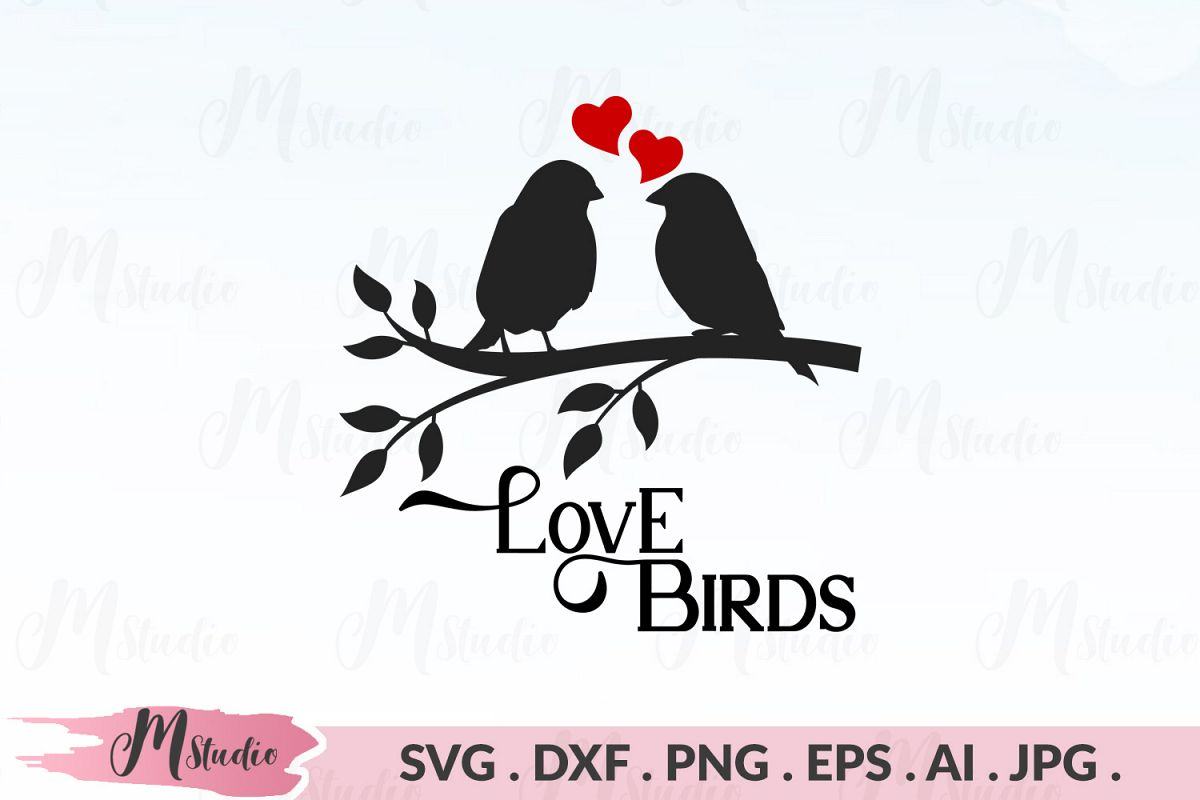 402+ Love Birds Svg Best Free SVG