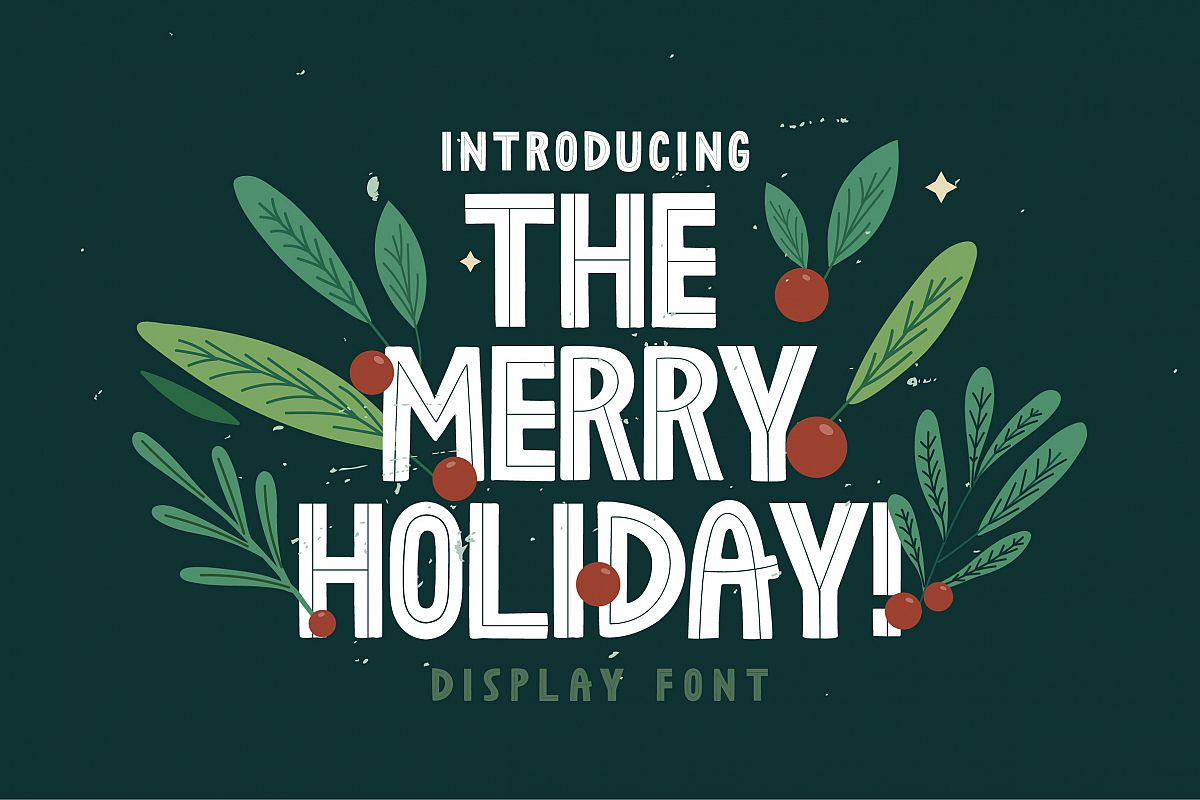 The Merry Holiday example image 1