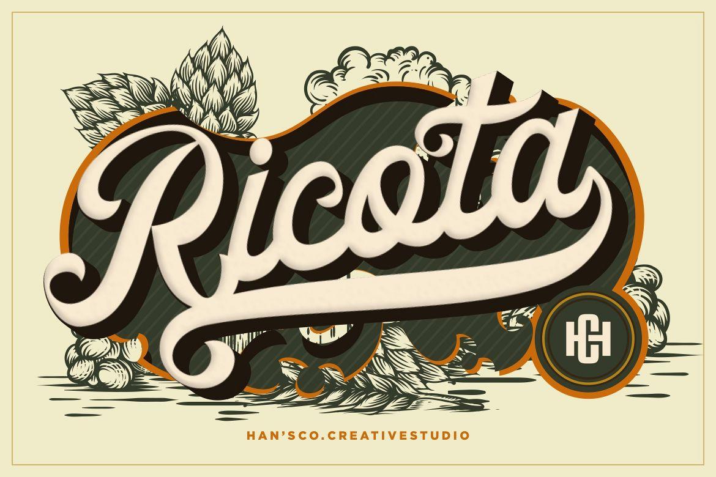 Ricota example image 1