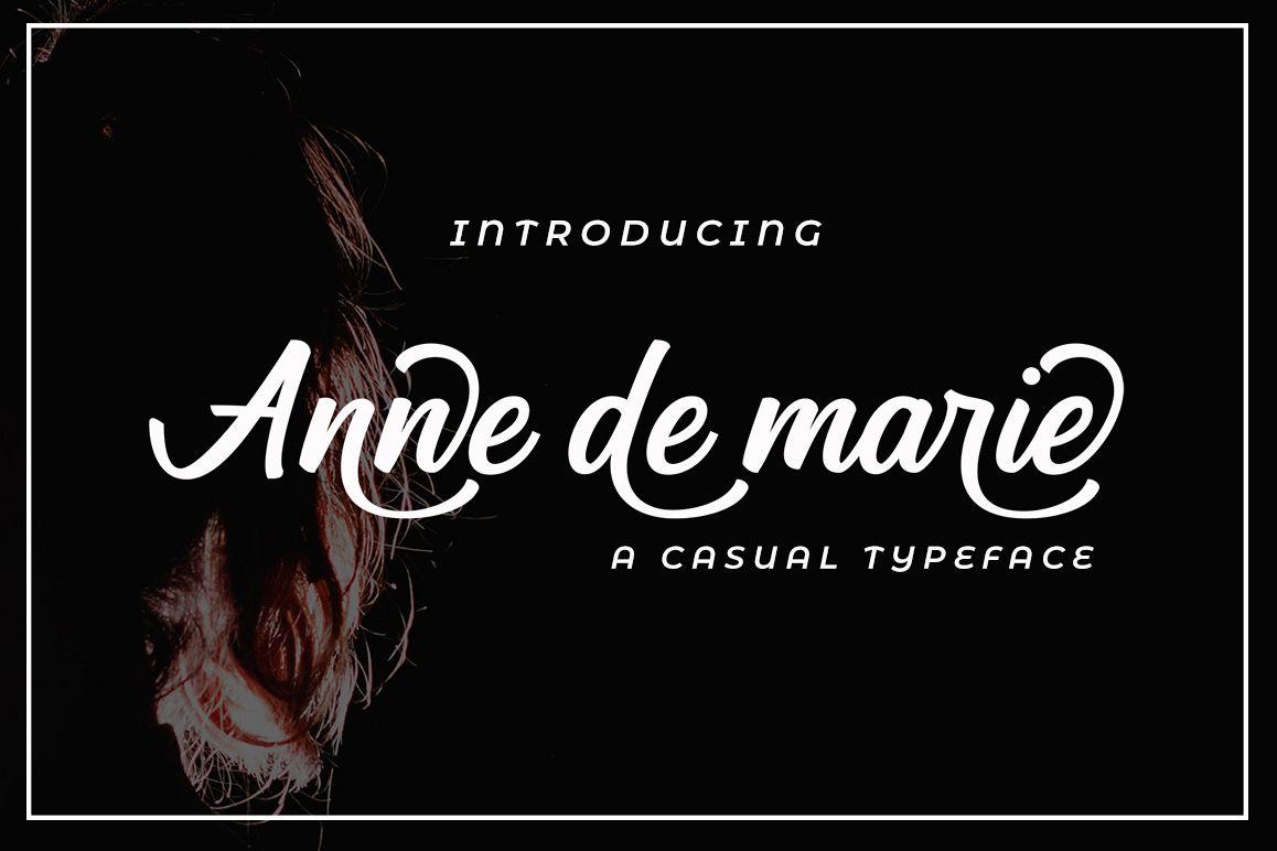 Anne de marie example image 1