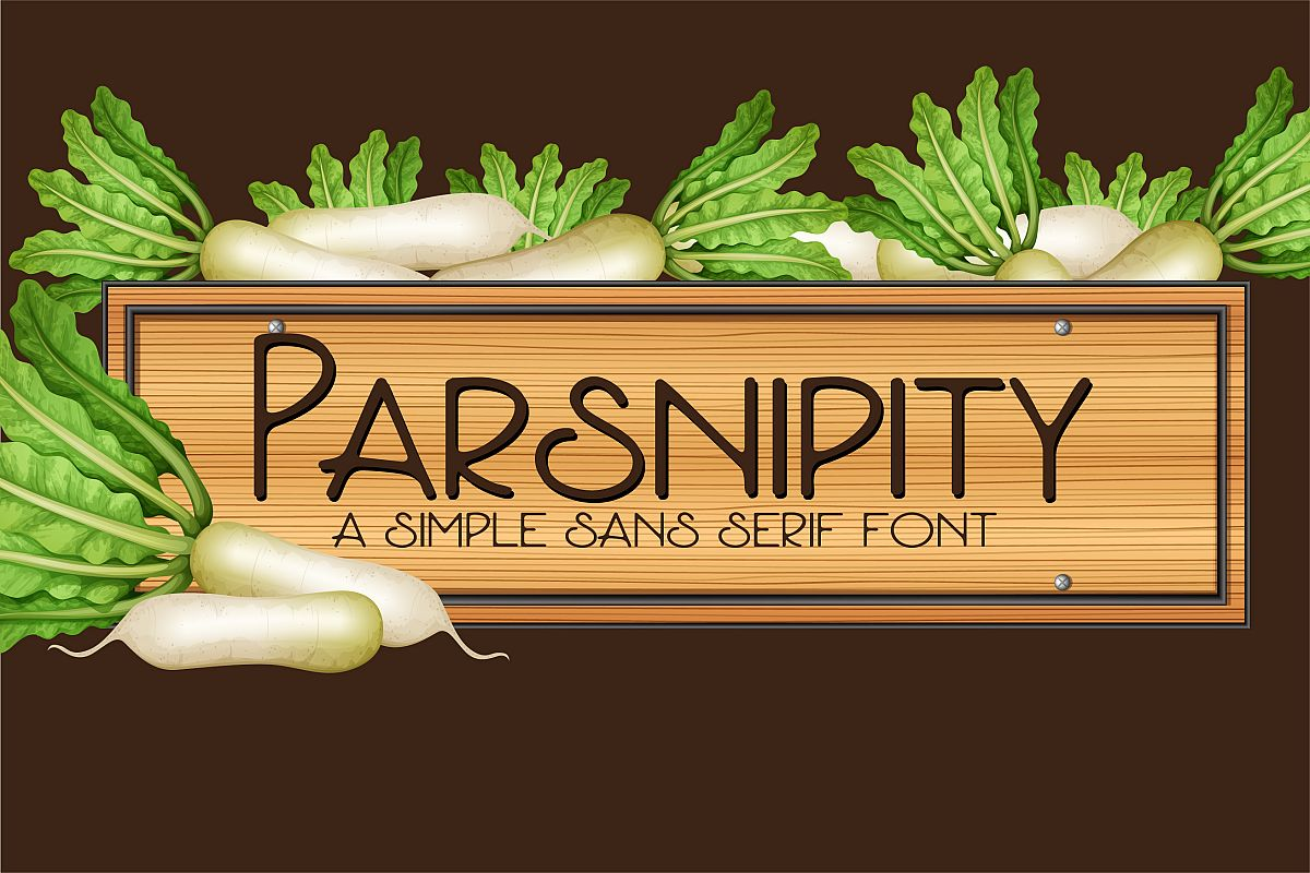 ZP Parsnipity example image 1