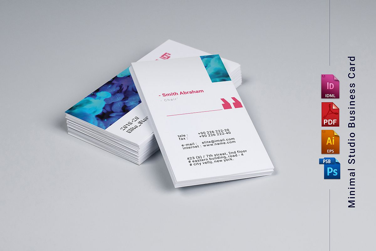 Studio Business Card example image 1