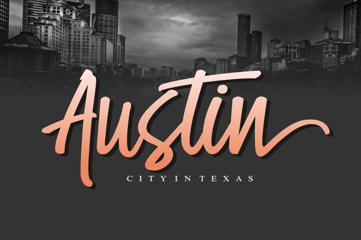Austin example image 1