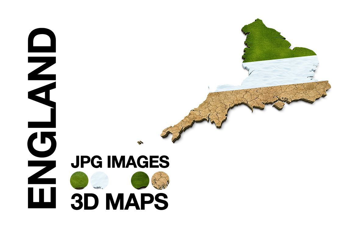 3d Map Of England.England 3d Maps Images Dry Earth Snow Grass