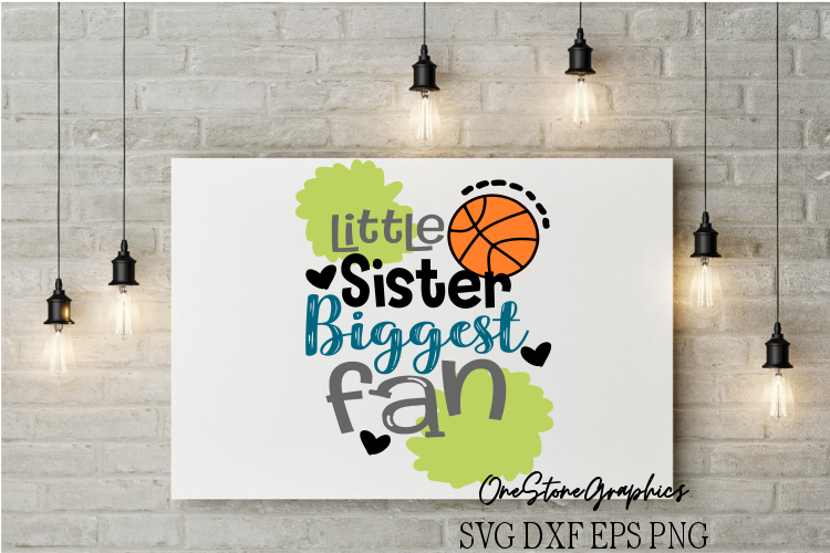 Little sister biggest fan example image 1