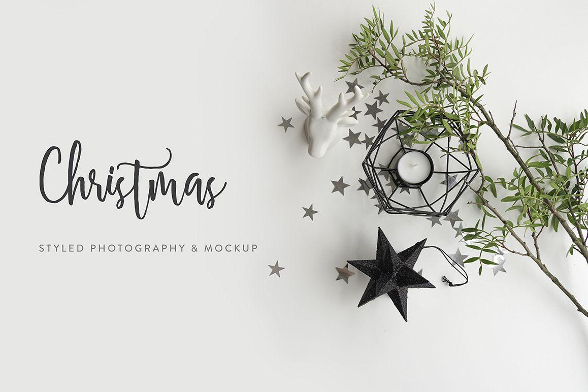 Christmas Styled Photo&Mockup #02 example image 1
