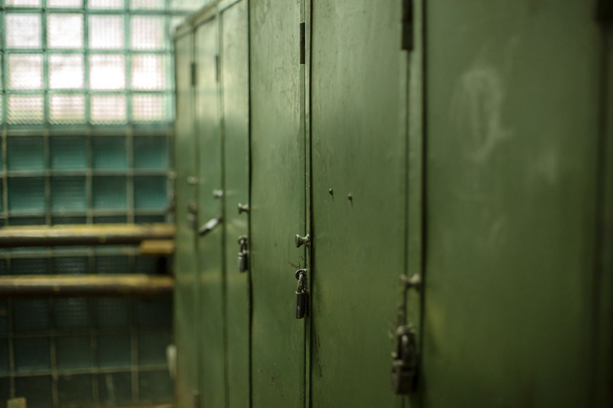 Vintage lockers example image 1
