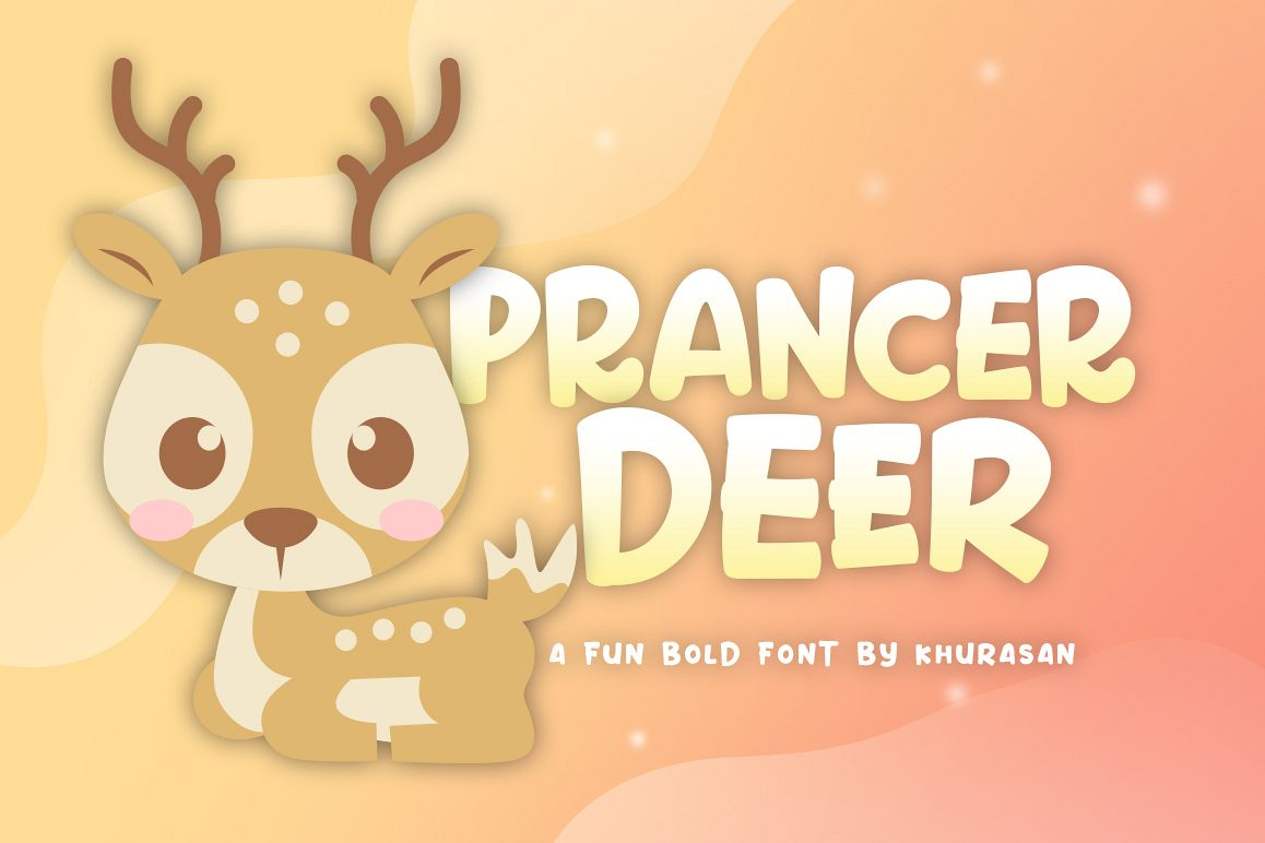 Prancer Deer example image 1