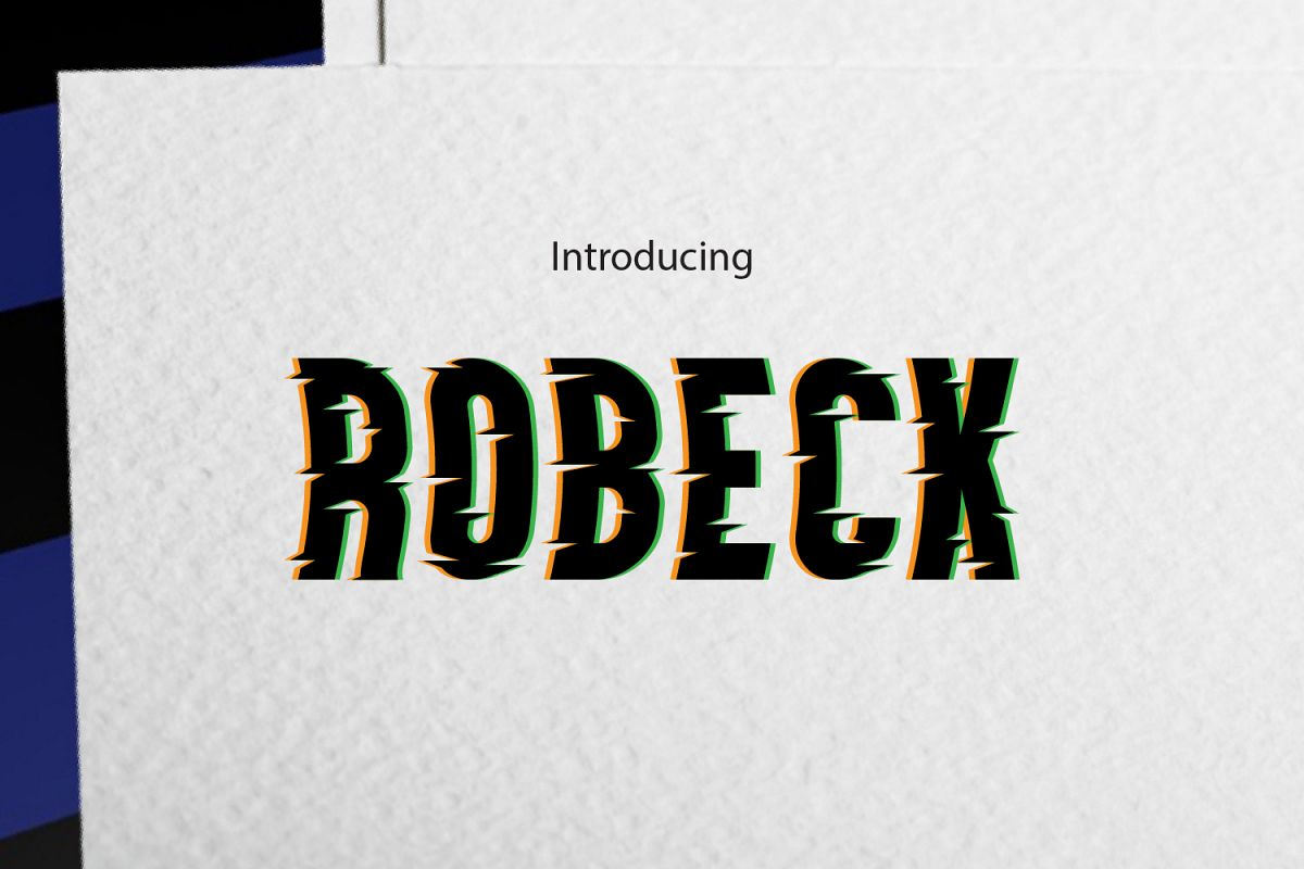 ROBECK example image 1