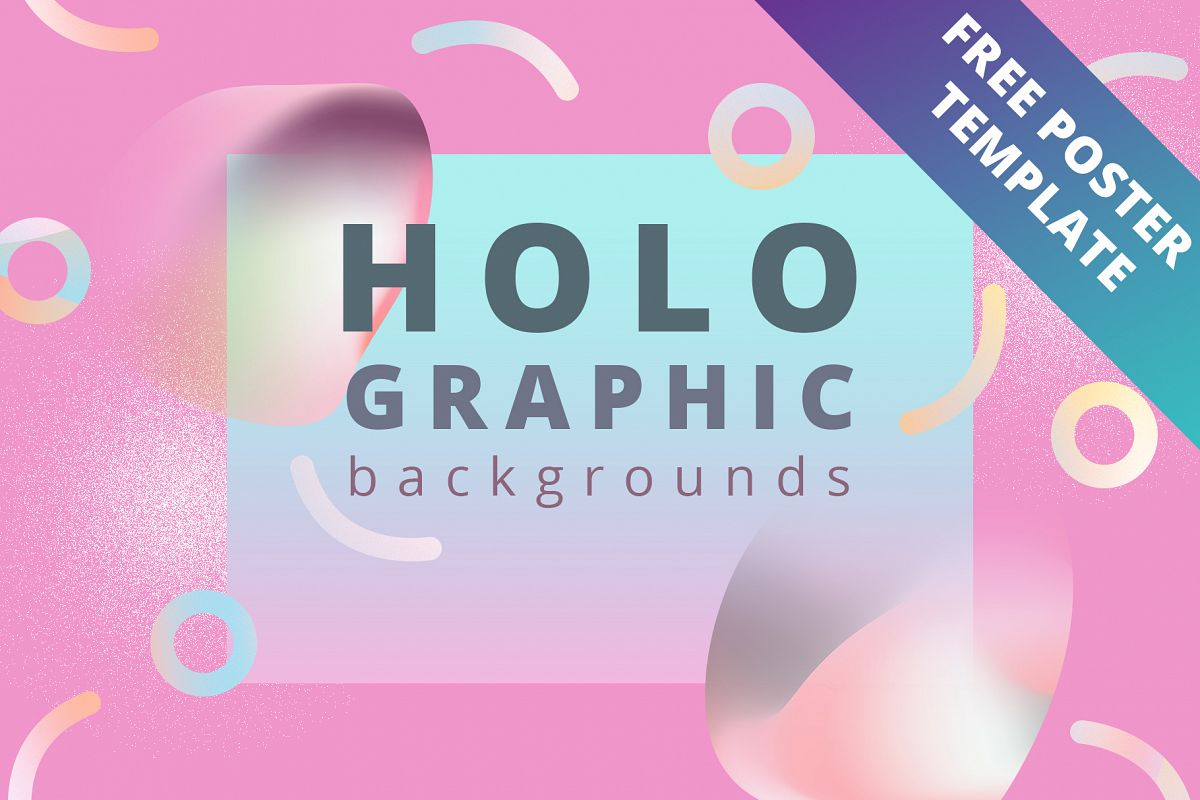 Holographic backgrounds and shapes example image 1