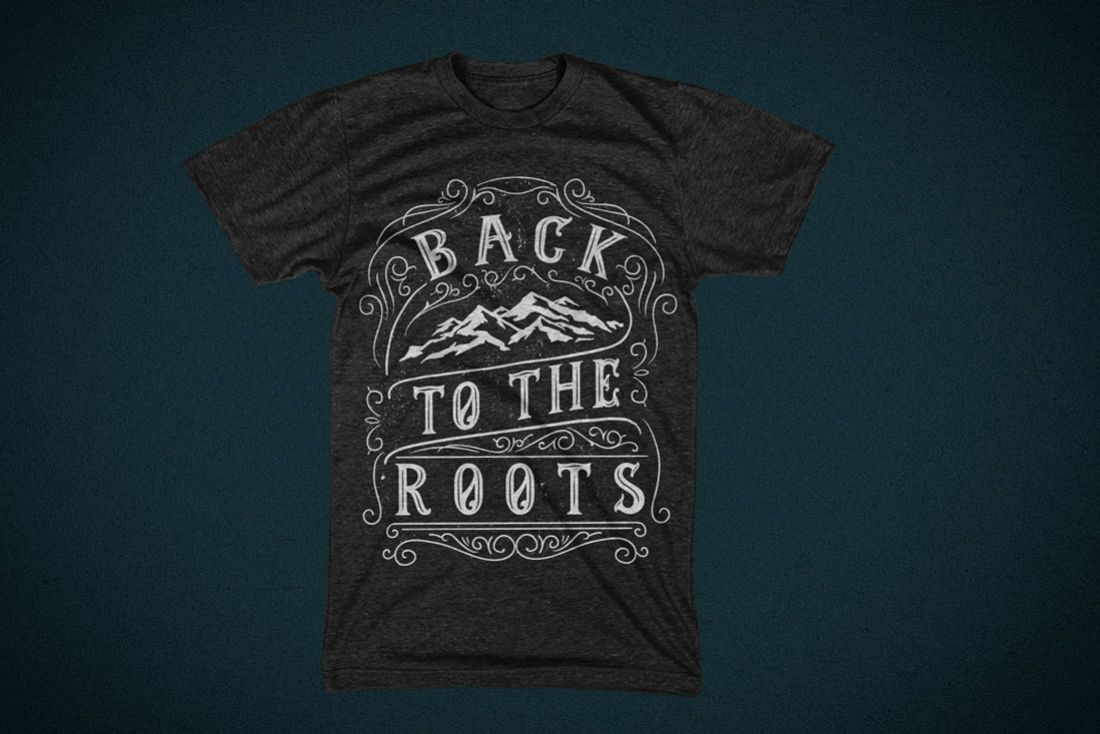 Back to The Roots example image 1