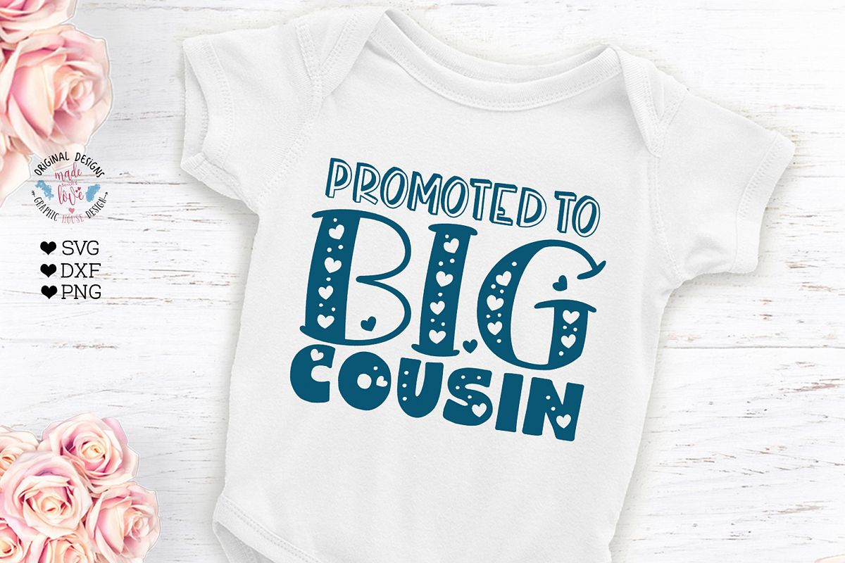 Promoted to Big Cousin example image 1