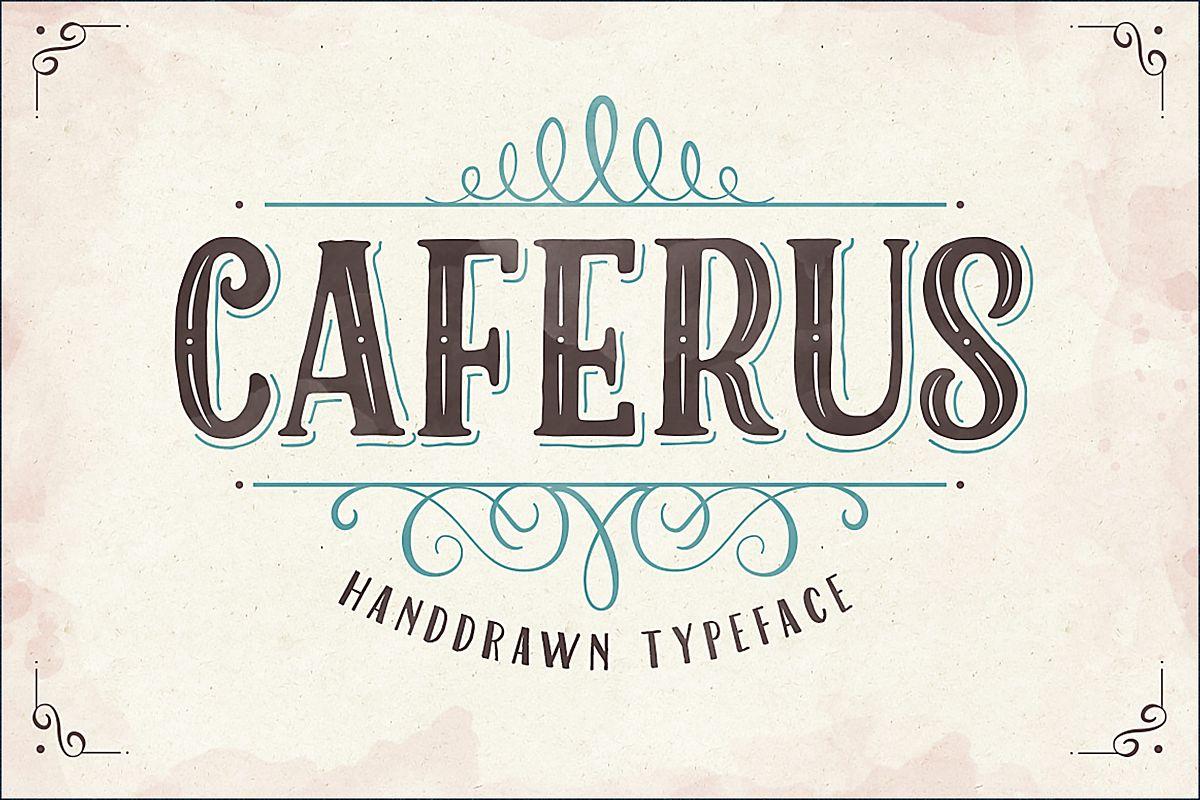 Caferus example image 1