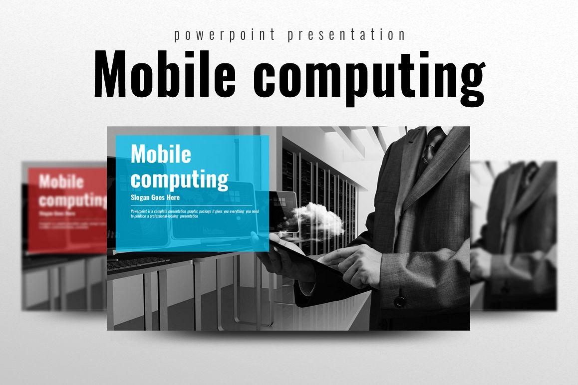 Information Technology Presentation example image 1