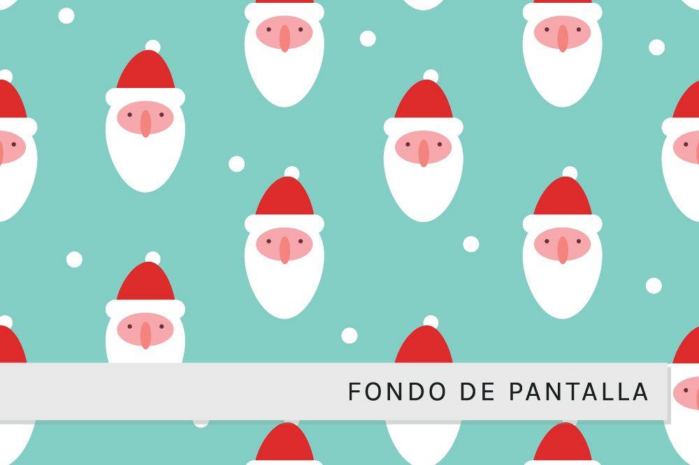 Fondo de Papa Noel example image 1