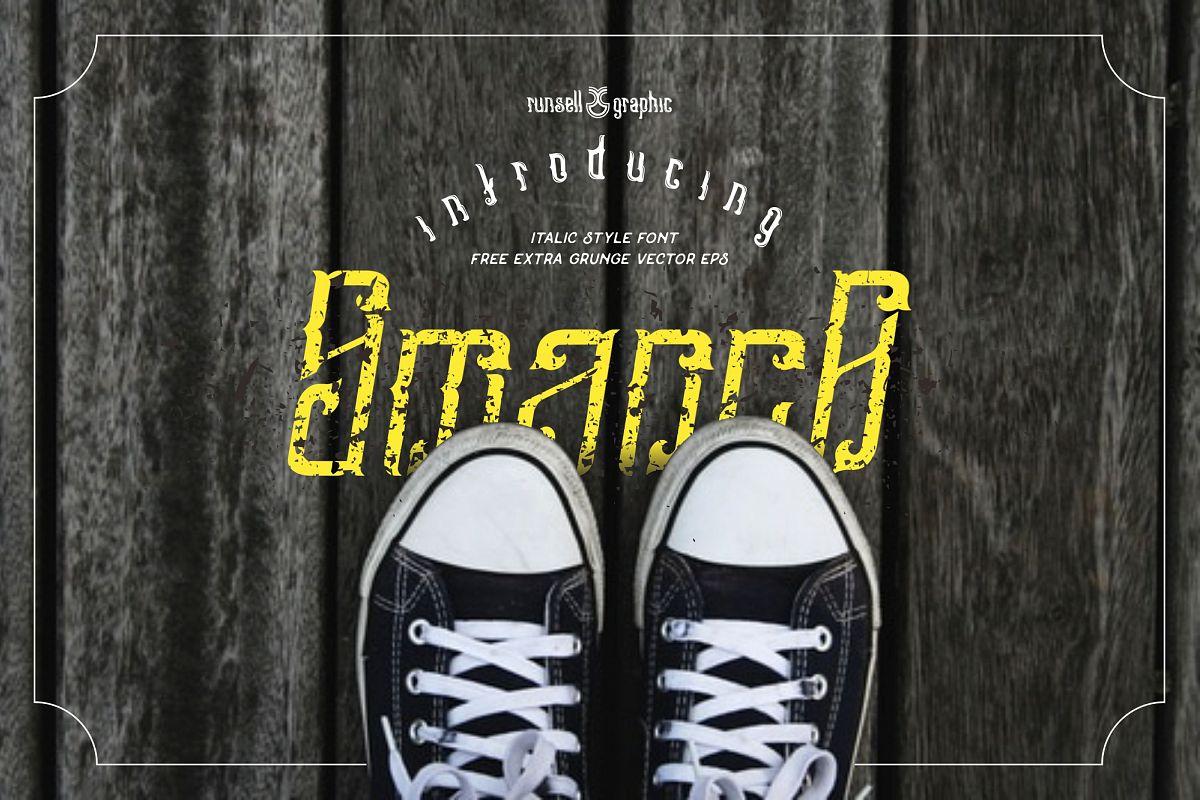 Smanca Typeface Cover