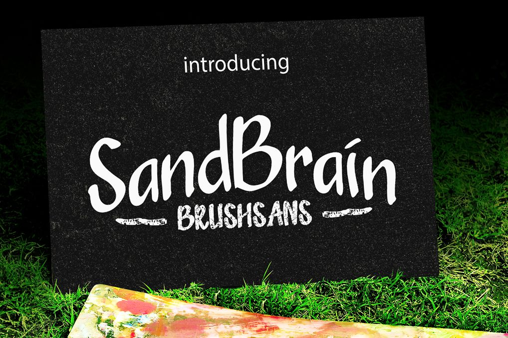 Sandbrain Family example image 1