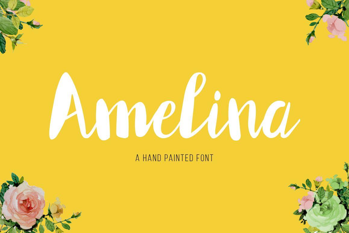 Amelina example image 1