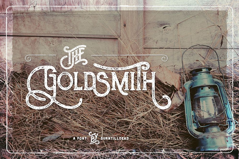 The Goldsmith example image 1