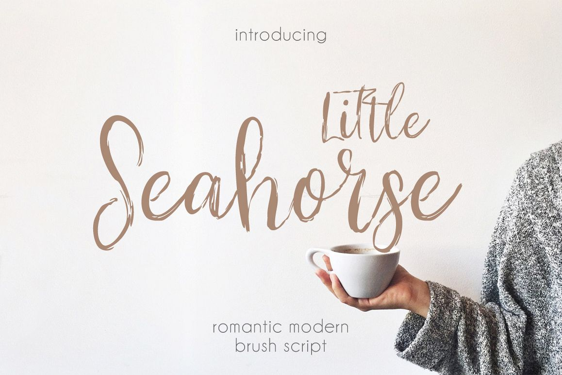 Little Seahorse example image 1
